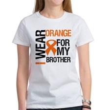 I Wear Orange For Brother Tee