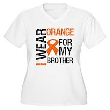 I Wear Orange For Brother T-Shirt