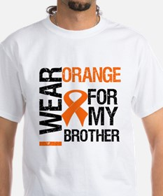 I Wear Orange For Brother Shirt