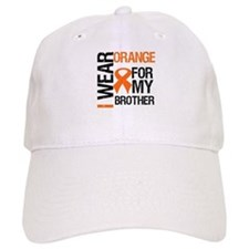 I Wear Orange For Brother Baseball Cap