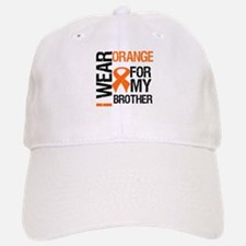 I Wear Orange For Brother Hat