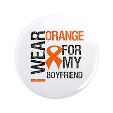 """I Wear Orange Boyfriend 3.5"""" Button"""