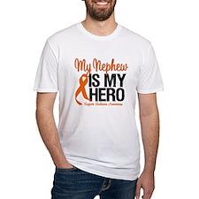 LeukemiaHero Nephew Shirt