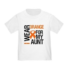 I Wear Orange For My Aunt T