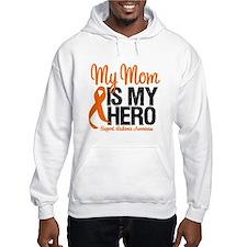 LeukemiaHero Mom Hoodie