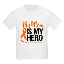 LeukemiaHero Mom T-Shirt