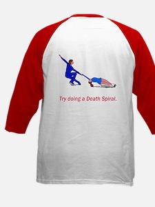 Try a Death Spiral Kids Baseball Jersey