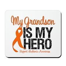 LeukemiaHero Grandson Mousepad
