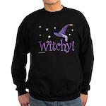 Witchy Hat Sweatshirt (dark)