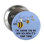 Funny slogan boobies badges