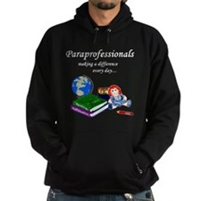 Paraprofessionals Making a Difference Hoodie