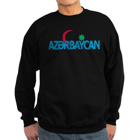 Azerbaijan Sweatshirt (dark)