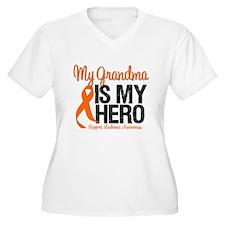 LeukemiaHero Grandma T-Shirt