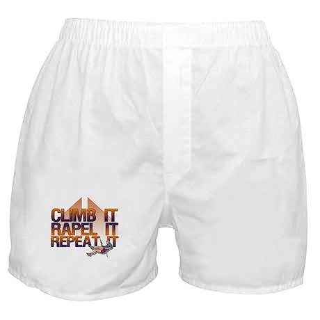Repel It/Climber Boxer Shorts