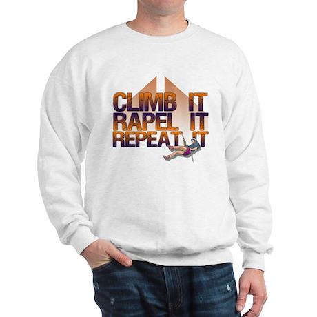 Repel It/Climber Sweatshirt