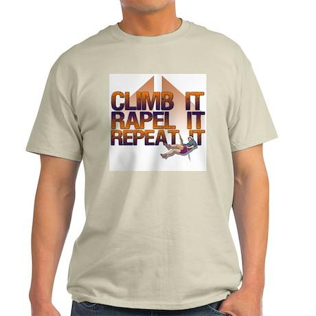 Repel It/Climber Ash Grey T-Shirt