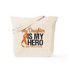 LeukemiaHero Daughter Tote Bag