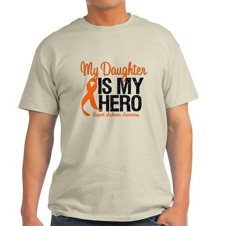 LeukemiaHero Daughter Light T-Shirt