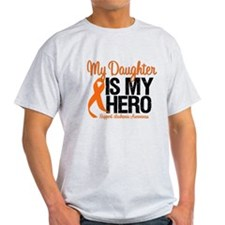 LeukemiaHero Daughter T-Shirt