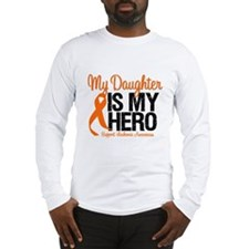 LeukemiaHero Daughter Long Sleeve T-Shirt