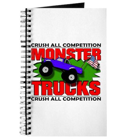 Monster Truck Crush Journal