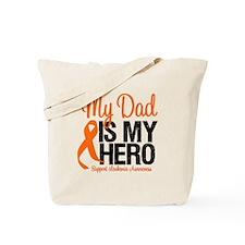 LeukemiaHero Dad Tote Bag