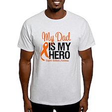 LeukemiaHero Dad T-Shirt