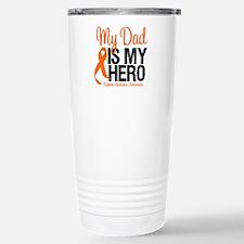 LeukemiaHero Dad Travel Mug