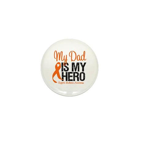 LeukemiaHero Dad Mini Button