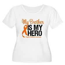 LeukemiaHero Brother T-Shirt