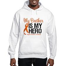 LeukemiaHero Brother Hoodie Sweatshirt