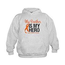 LeukemiaHero Brother Hoodie