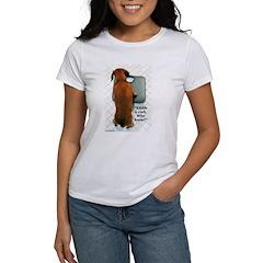Kibble Is Carb! Women's T-Shirt