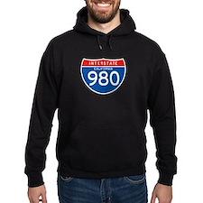 Interstate 980 - CA Hoodie