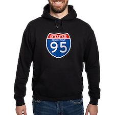 Interstate 95 - CT Hoodie
