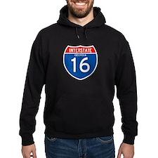 Interstate 80 - WY Hoodie