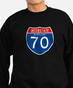 Interstate 70 - MD Sweatshirt