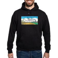 Welcome to Illinois - USA Hoodie