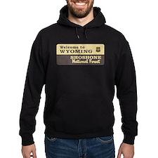 Welcome to Wyoming - USA Hoodie