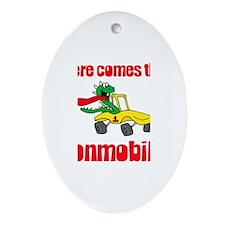 Jonmobile Oval Ornament