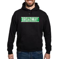 Broadway, New York - USA Hoodie