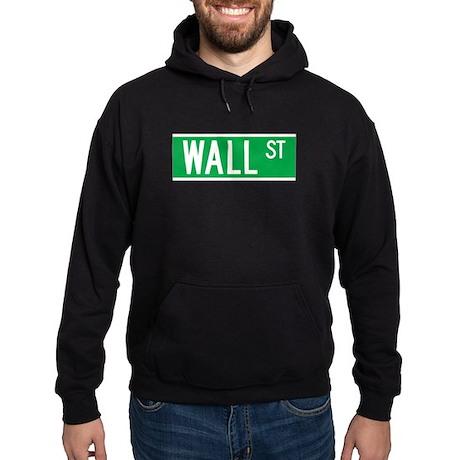 Wall St., New York - USA Hoodie (dark)