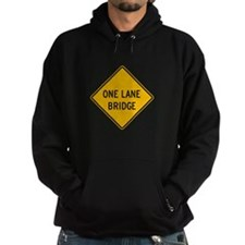 One-Lane Bridge - USA Hoodie