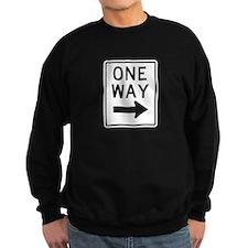 One Way Right 2 - USA Sweatshirt