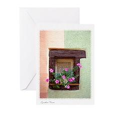 Equisheim, France (6 Blank Cards)