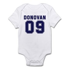 Donovan 09 Infant Bodysuit