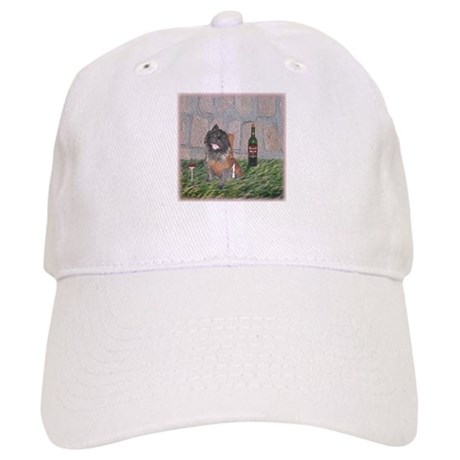 Merrie Monk Cairn Terrier Cap