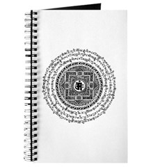Mantra Mandala Journal