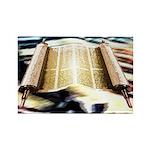Torah's Song Rectangle Magnet