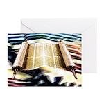 Torah's Song Greeting Cards (Pk of 10)